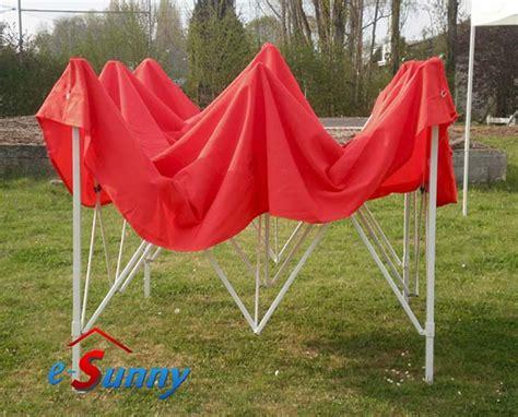 Impressionnant Tonnelle De Jardin 3x3 #5: barnum-tente-pliante-bl3x3m-rouge-z-z.jpg