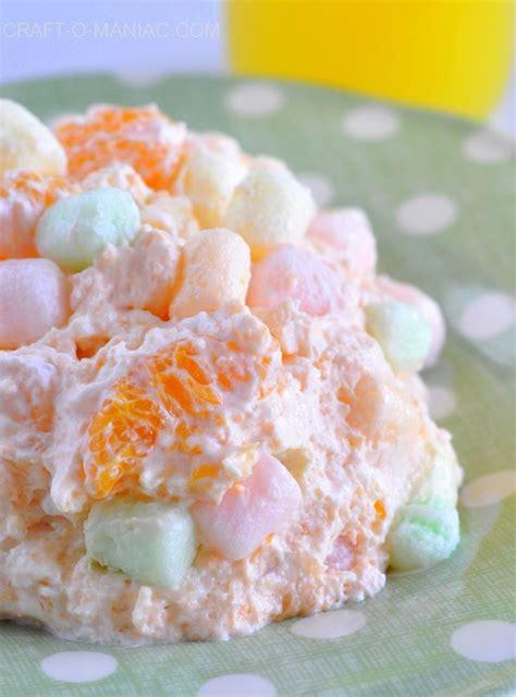 fruity recipes fruit fluff salad salad easter and food