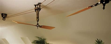 belt powered ceiling fan belt driven ceiling fans from hansen wholesale
