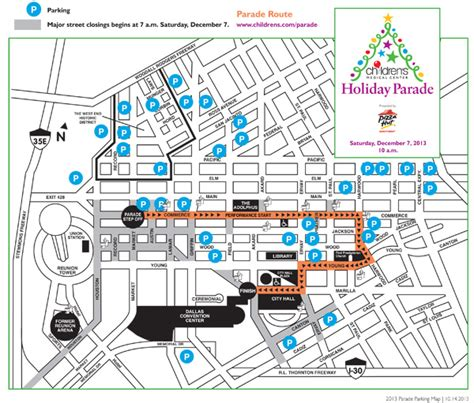 texas childrens hospital map upcoming weekend of children s center parade and metropcs dallas marathon bodes