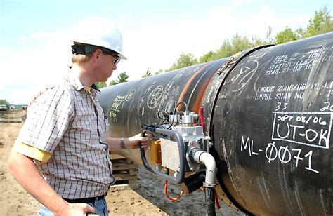 Pipeline Inspectors by Nuclear Substance Safety Canadian Nuclear Association