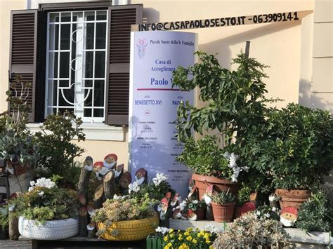 casa di accoglienza paolo vi struttura piccole suore della sacra famiglia casa di