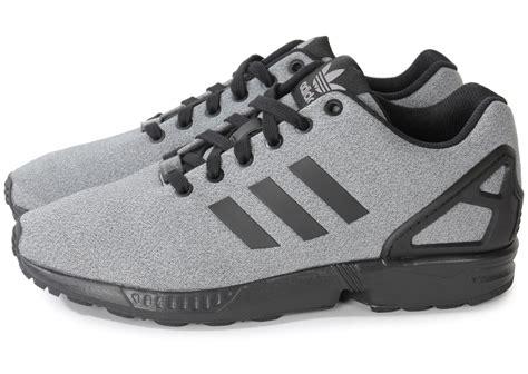 adidas zx flux jersey gris chaussures homme chausport