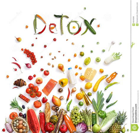 Food Detox Period Animal by Detox Food Choice Stock Photo Image 63218295