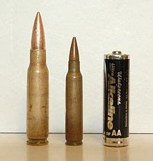 a discussion of rifle ammunition bans and .223/m855