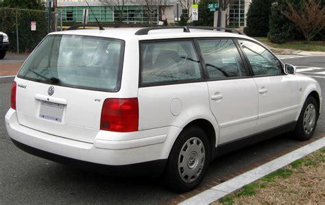 volkswagen wagon 2001 2006 volkswagen passat wagon 3 6 4motion us related