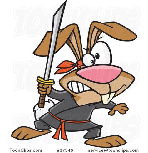 Ro N St Piyama Rabbit rabbit with a sword 37346 by leishman
