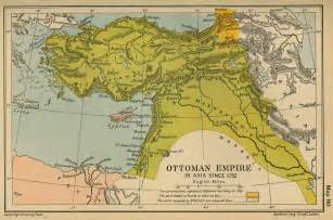 Ottoman Empire Start Israel And Palestine Part I Of How Many Milk And Honey
