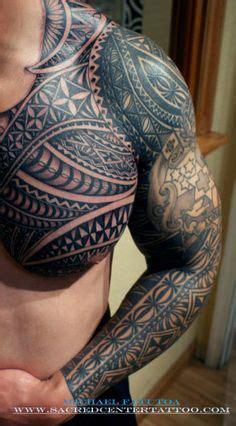 Tattoos Am Bein Und Fuß 4945 on polynesian tattoos samoa and