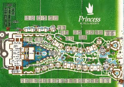 hotel del layout beach picture of grand sunset princess all suites resort