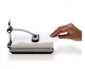 bathroom napkin holder simplehuman stainless steel grip napkin holder