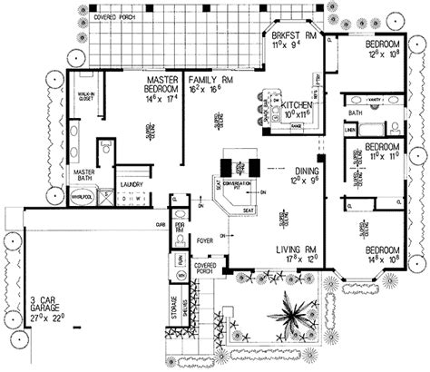exciting house plans mediterranean house plan with exciting features 81226w