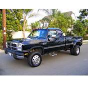 1993 Dodge Ram 50 Pickup  Information And Photos MOMENTcar