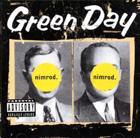 Green Day Nimrod Cd green day downloads