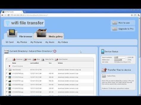 Wifi Andromax 3g tutorial transfer file via wifi dari pc ke ponsel tablet android atau sebaliknya