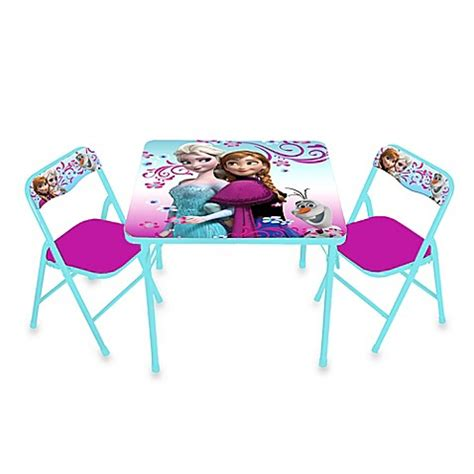 disney activity table and chairs buy disney 174 frozen activity table and chair set from bed