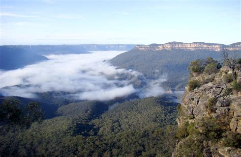 blue mountains nsw echo point lookout three nsw national parks
