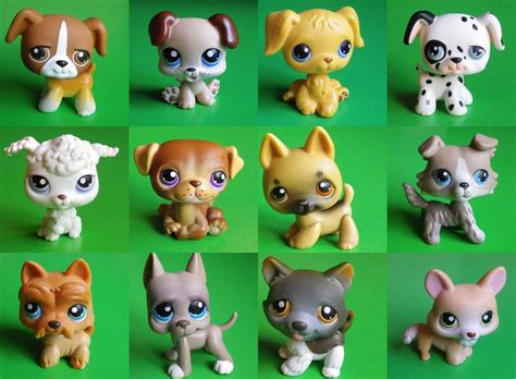 ebay puppies lps littlest pet shop dogs lots to choose from 1 357 ebay