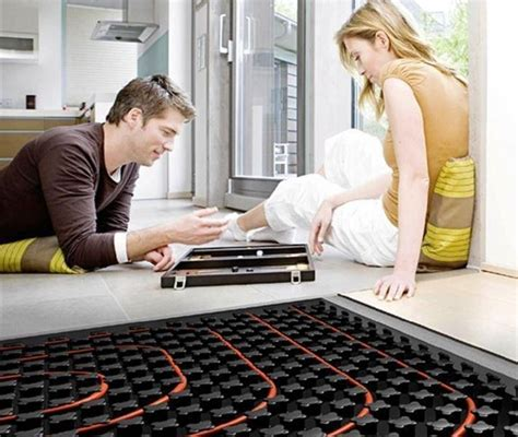 pannelli per riscaldamento a pavimento prezzi riscaldamento a pavimento consigli utili riscaldamento