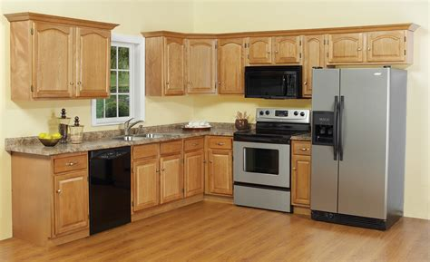 light oak kitchen cabinets pictures light oak kitchen home supply