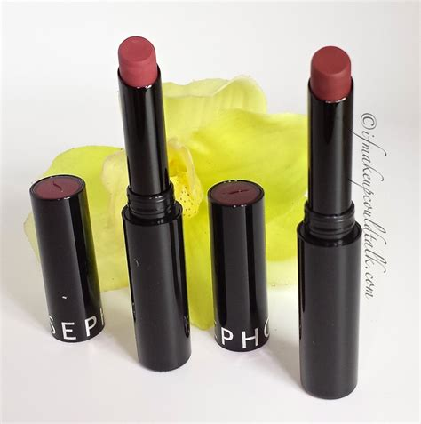 Lipstick Sephora sephora collection color lip last review and photos if makeup could talk