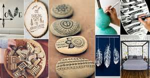 crafts home decor diy cool collection of doodle inspired art decor for your home