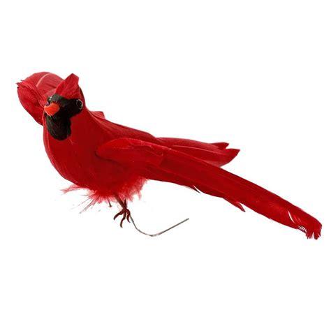 feathered red cardinal xmas ornament cardinal ornaments wikii