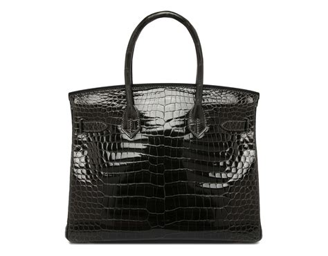 Tas H Crocodile Ghw Nilo Graphite 25cm Handbags 6520 hermes birkin 30cm hermes purse