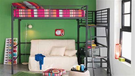 chambre ado fille mezzanine inspirez vous 10 chambres pour adolescentes