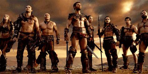 film gladiator semi spartacus fanaru