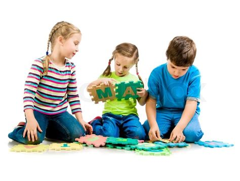 how to get to play in the background android children are letters on the white background stock photo colourbox