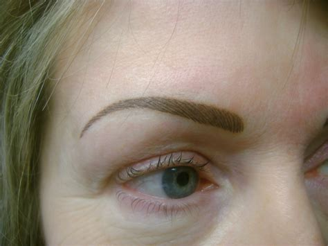 above eyebrow tattoo eyebrow eyebrow tattooing