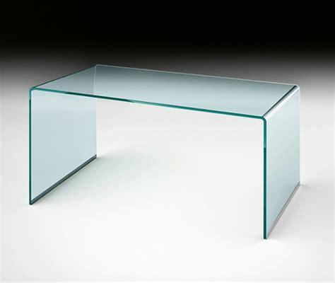 schreibtisch aus glas glasschreibtisch effektvolle modelle archzine net
