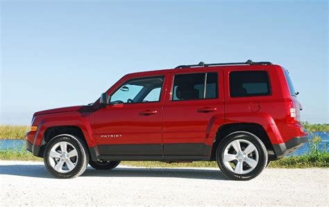 Jeep 2014 Latitude 2014 Jeep Patriot Latitude 4wd Review Test Drive