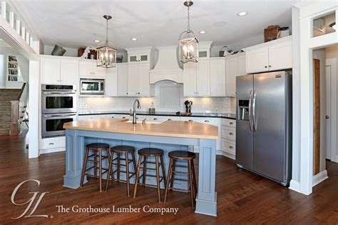 Beech Wood Countertops by American Beech Countertop With Farm Apron Sink In Kansas