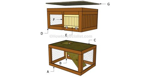 Building Rabbit Hutches Plans Free easy to make rabbit hutch plans how to build a rabbit hutch step by step asher