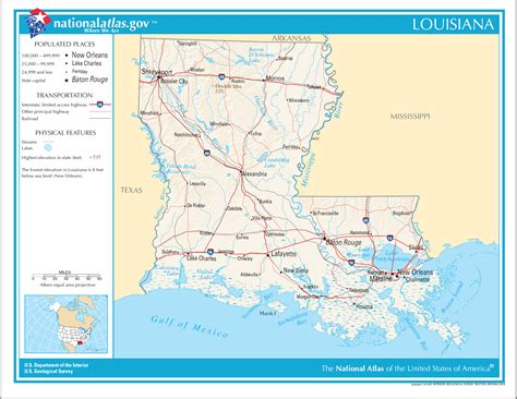 louisiana map index index of louisiana related articles wiki everipedia