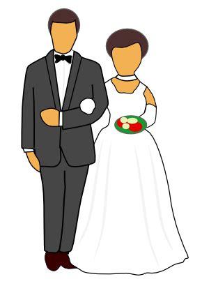 Wedding Logo Animation by And Groom Clipart 7 And Groom Silhouette Image