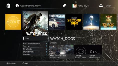 ps4 themes don t work update 2 0 ps4