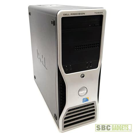 dell t3500 ram dell precision t3500 desktop pc e5640 2 67ghz 4gb ram