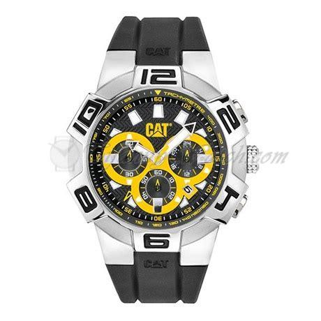Jam Tangan Cat Datefree Rubber Brown jam tangan original caterpillar r8 143 21 137 jual jam