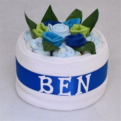Personalised Cakes by Personalised Nappy Cakes Personalised Baby Gifts
