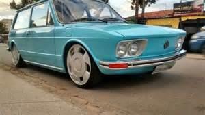 vw brasilia rebaixada azul bebe car body drop desde