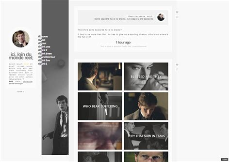 tumblr themes and codes i t s a c r i m e t h e m e