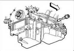 location oil pressure sending unit 2003 gmc sierra 2500 hd
