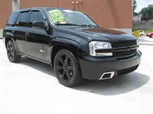 used 2009 chevrolet trailblazer ss at the auto gallery