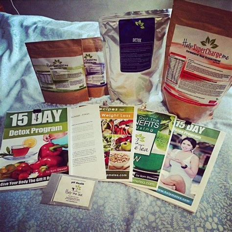 Recommended Detox Programs by Help Me Tea Australia Introduced A New Detox Program