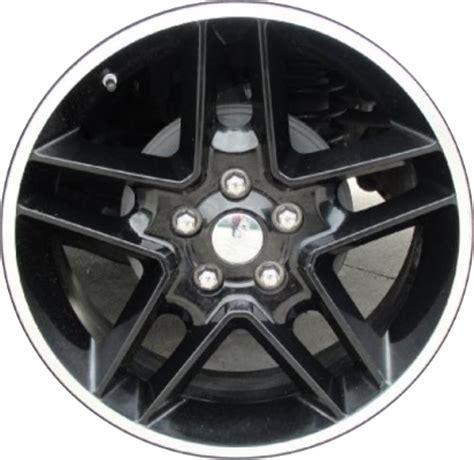 Jeep Compass Black Rims Aly9087u45 Jeep Compass Wheel Black Machined 05189434ab