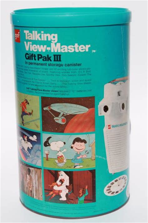 Furniture For Kitchen Vintage Talking Viewmaster W Reels Pooh Bambi Snoopy