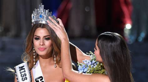 imagenes de miss filipinas en miss universo miss colombia fue coronada por error en el miss universo